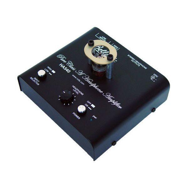 Bellari: HA 540 Class A Tube Headphone Amp