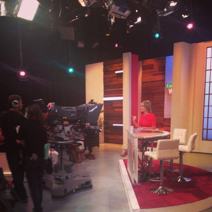 On the ITV Set
