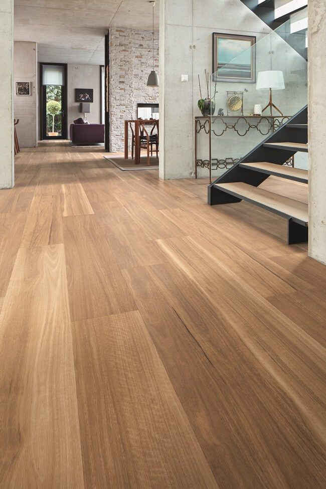 Long board looselay LLP317 Lemon Spotted Gum Open Plan Area P1 CM (Global Re-Touch)  Trevors carpets