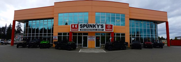 Spunky's Motorcycle Shop Joins the Adventure!! — CHANGING LANDSCAPES TV