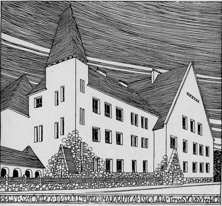 városmajori Kós Károly Ének- és Zenetagozatos Általános Iskola Budapest XII. kerület iskola