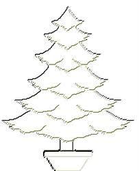 Dibujos De Pinos De Navidad Free Cmo Dibujar Un Rbol De Navidad