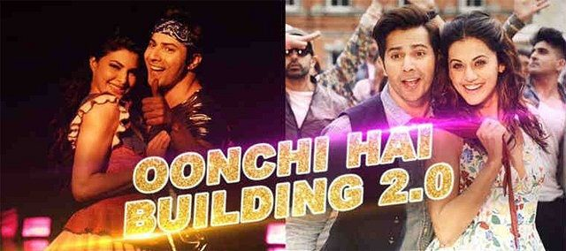 Oonchi hai building is new Hindi song from the upcoming Bollywood movie Judwa 2.  Lyrics: http://www.lyricshawa.com/2017/09/oonchi-hai-building-lyrics-judwaa-2-varun-dhawan/