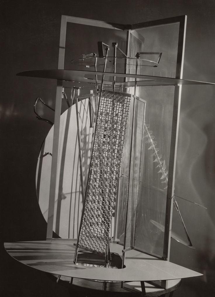 László Moholy-Nagy and the redemptive power of art