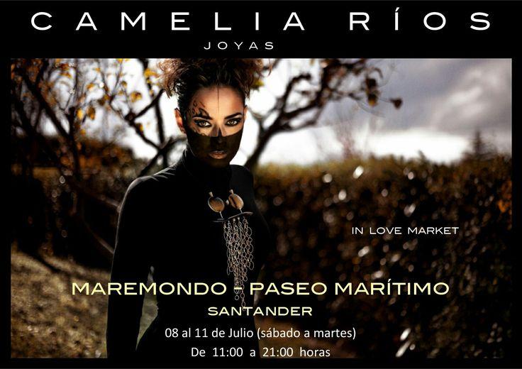 Explorando tierras Cántabras. Por primera vez llevo mi trabajo a Santander... allí te espero con piezas únicas de joyería contemporánea donde fusiono arte, arquitectura y moda...ven y descúbrelas...¡Te sorprenderán¡ -- Fotografía: Euliser Polanco -- Peluquería: Sara Ruesga -- Modelo: Loida Palacios Vega