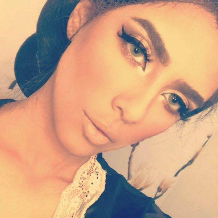 2 735 Likes 343 Comments Makeup Artist Nora Bo Awadh Nora1352 On Instagram واخيرا لوك المساب Soft Bridal Makeup Smokey Eye Makeup Pinterest Makeup