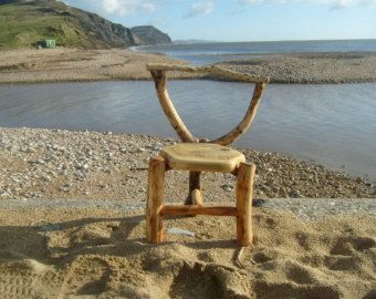 1000 images about recyclage original on pinterest - Chaise bois flotte ...