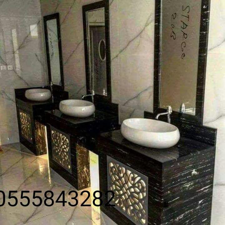 صور مغاسل رخام حمامات Bathroom Mirror Mirror Bathroom