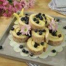Rulltårta med lemoncurd - Recept från Mitt kök - Mitt Kök