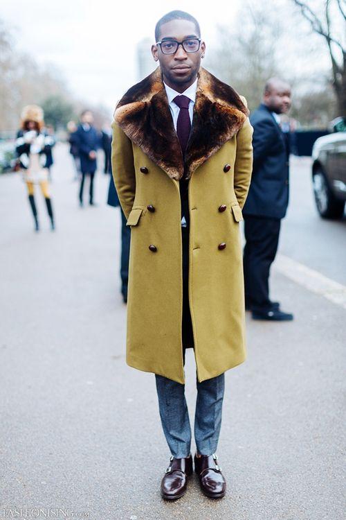 Coat - hot damn that coat!