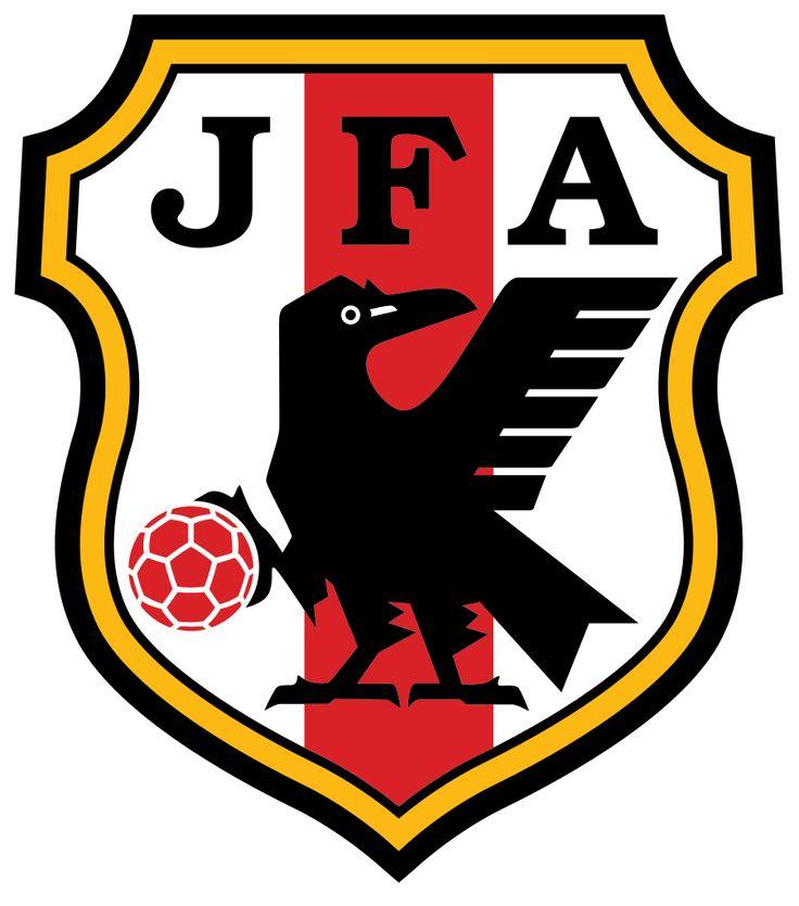 Znalezione obrazy dla zapytania japan football logo