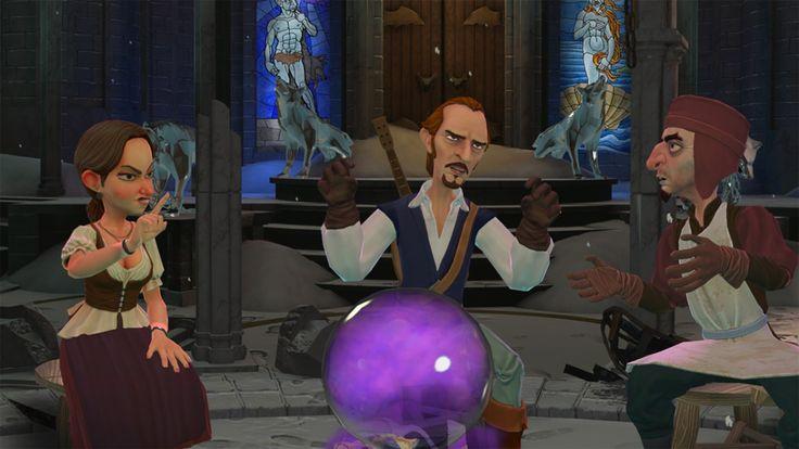 Développé par Red Storm Entertainment, un studio d'Ubisoft, Werewolves Within est l'un des tout premiers jeux multijoueur en réalité virtuelle et cross-plateforme qui est disponible dès aujourd'hui sur PlayStation VR, Oculus Rift et HTC Vive. Le titre vous transporte avec les autres joueurs dans un monde médiéval dans la ville de Gallowstone où vous devrez trouver et éliminer ceux qui sont en réalité des loups garous. Vous pourrez avoir un aperçu du titre dans la vidéo présente ci-dessous.