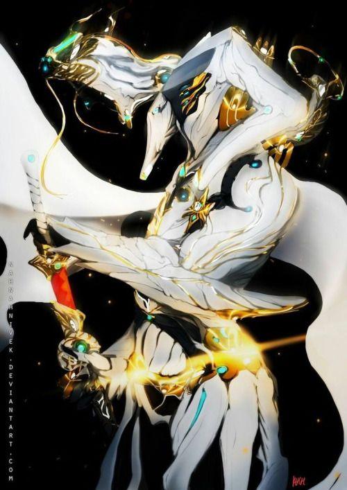 sekigan:  Loki Prime by nahnahnivek on deviantART   Warframe   Pinterest