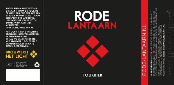 Rode Lantaarn is speciaal gebrouwen voor het Grand Départ van de Tour de France in Utrecht. Een fris bier met een vleugje Routin dat zorgt voor een sportieve afdronk. Uitermate geschikt voor zowel winnaars als verliezers. De Rode Lantaarn wordt spreekwoordelijk uitgereikt aan de wielrenner die als laatste eindigt in het eindklassement van de Ronde van Frankrijk.