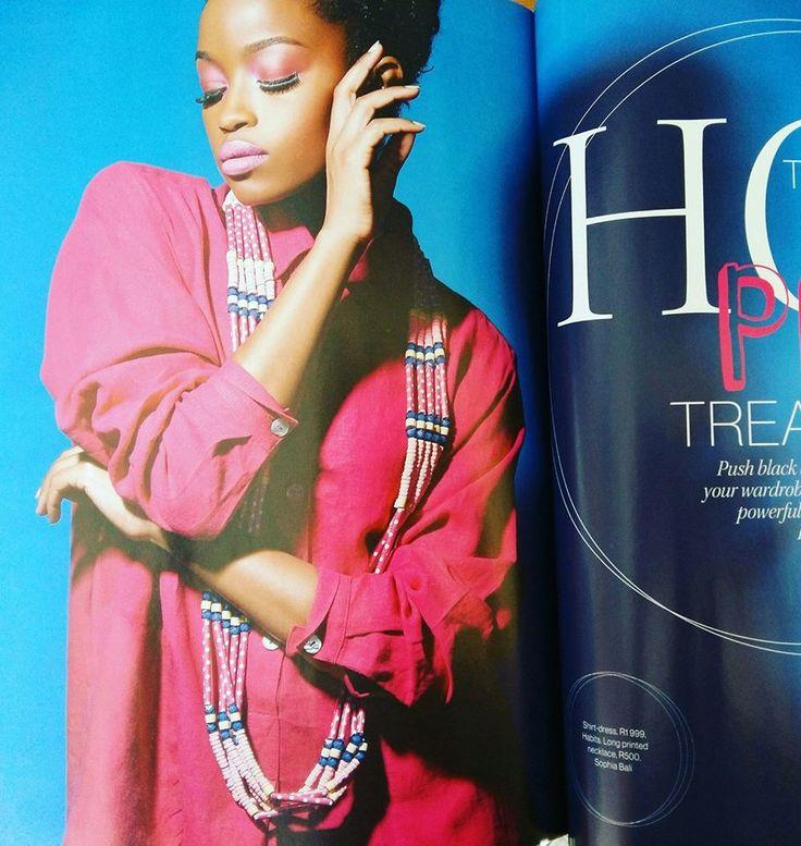 Destiny magazine - April 2016