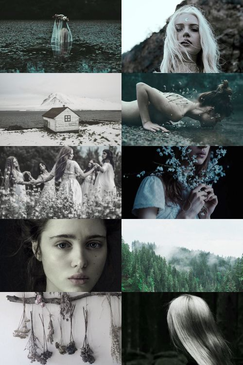 scandinavian witch aesthetic (more here)