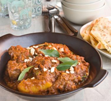 Chef Gary Mehigan's Lamb and Tomato Curry