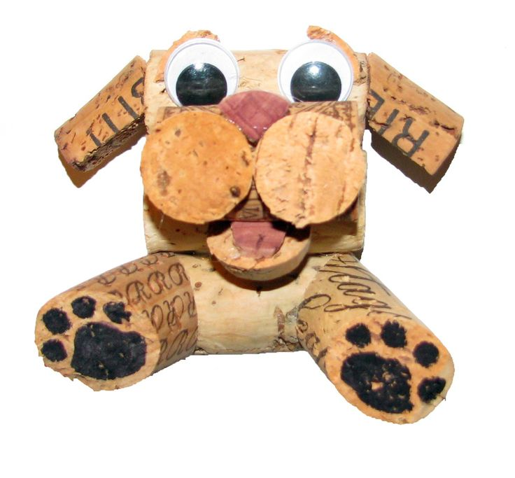 Corks Made Animals