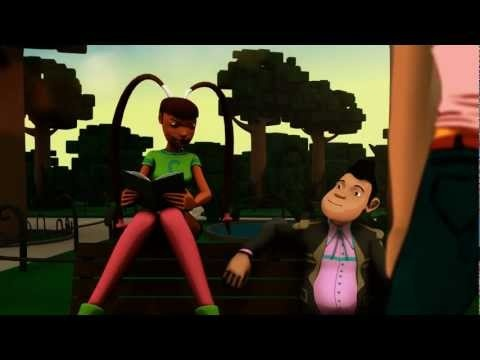 Conoce a Celia, Paquito, y Dante en divertidas situaciones que te harán morir de la risa!