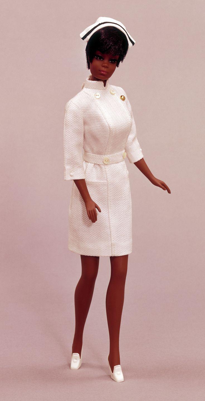 Nurse Julia Barbie doll - I used to love that TV show!