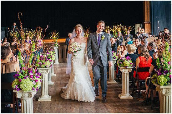 Turner Hall Has Ample Space For Both Your Ceremony And