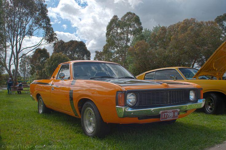 Toutes les tailles | Chrysler Valiant VJ Ute | Flickr: partage de photos!