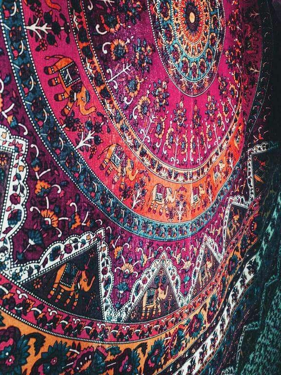☮ American Hippie Bohéme Boho Lifestyle ☮ Wall Tapestry