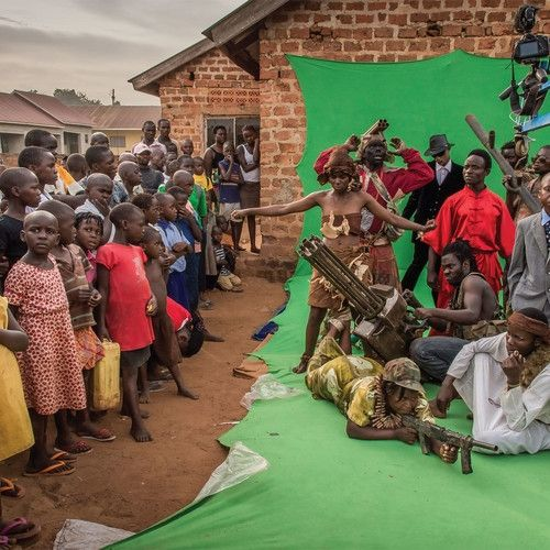 Ugandan Filmmaker's Quest to Conquer the Planet with Low-Budget ($200/per) Action Movies, Ramon Film Productions, Wakaliwood   Vice.com