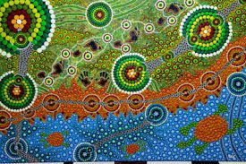 Image result for indigenous paintings snake