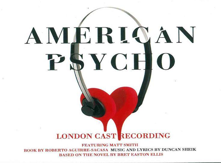 Duncan Sheik - American Psycho
