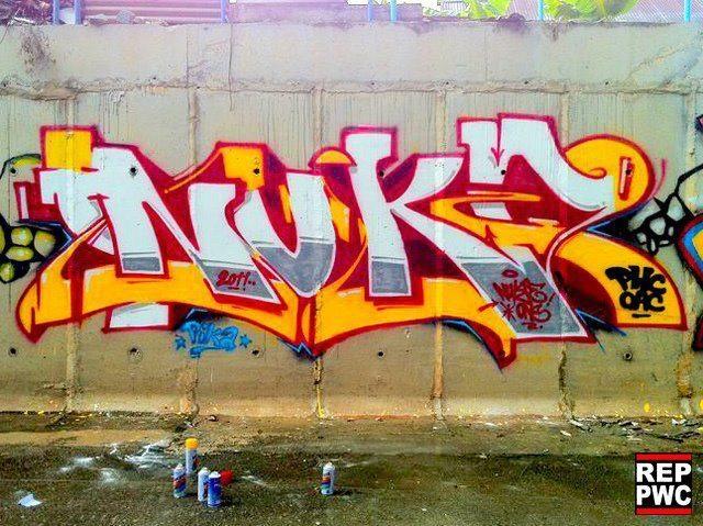 #nukeuno #graffiti