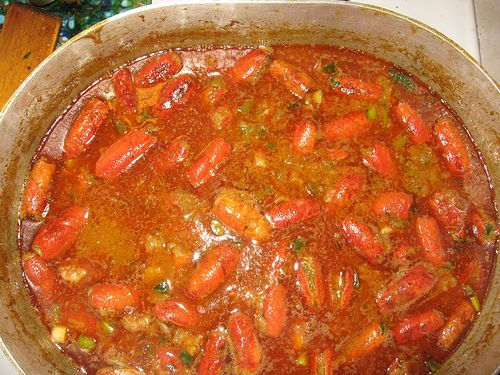 I cannot say enough how much I like love crawfish bisque.  It may well be my all-time favorite dish.  Growing up, my mother never made it, not once.  The first time I had it was at my best friend&#…