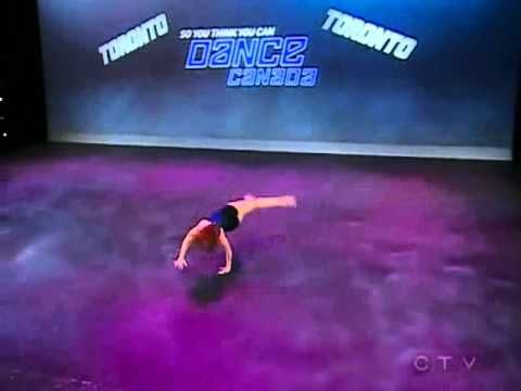 Contemporary Dancer - Jordan Clark - Canada - Series 4