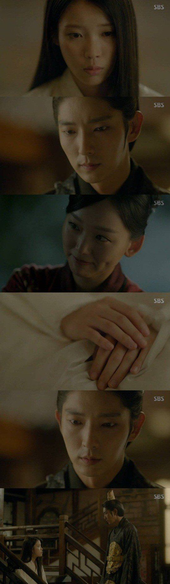 [Spoiler] Added episode 19 captures for the #kdrama 'Scarlet Heart: Ryeo'