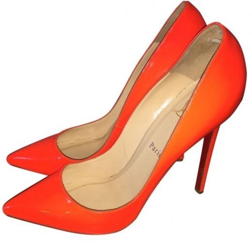 Оранжевые туфли - 53 фото туфель оранжевого цвета | WomanChoice - женский сайт