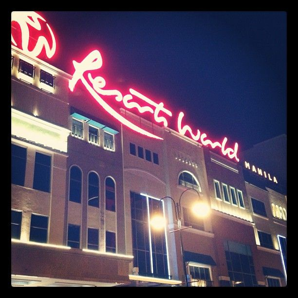 Resorts World Manila 場所: Pasay, Pasay City