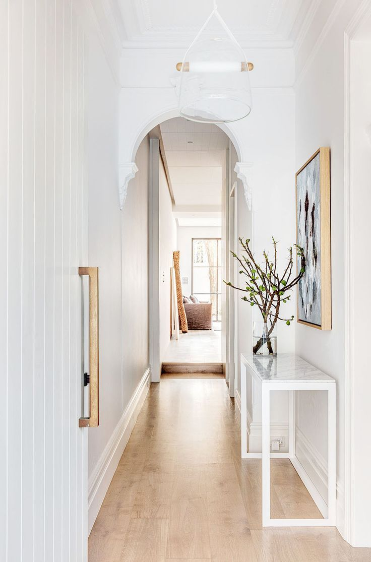 A dreamy entrance for the perfect home