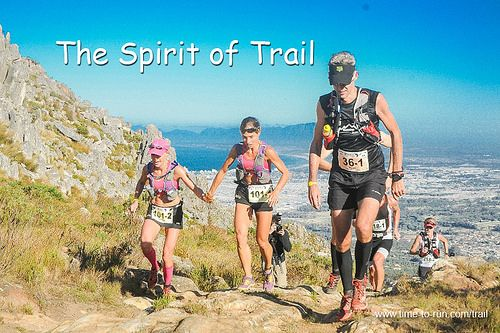 The Spirit of Trail .. www.time-to-run.com/trail