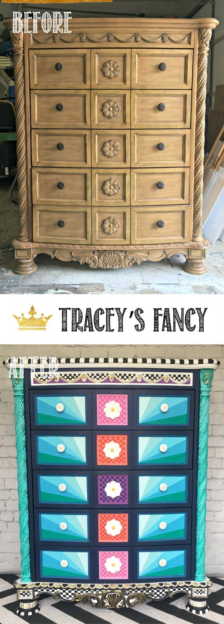 2839 best Painted Furniture Projects images on Pinterest ...