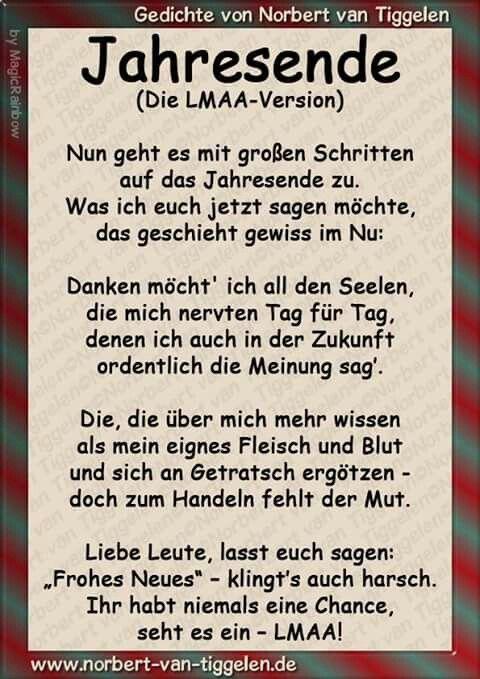 Jahresende | Silvester sprüche, Sprüche neues jahr und ...