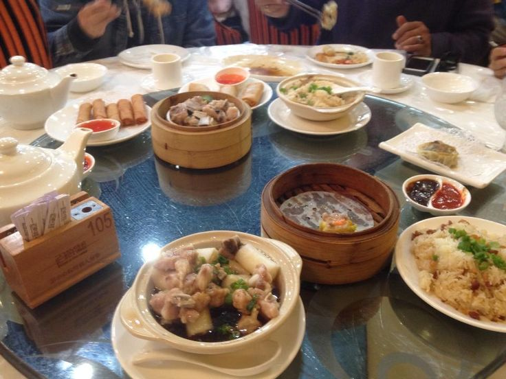 Dim Sum from Chicago's MingHin in Chinatown. Half price between 2:30pm-4pm