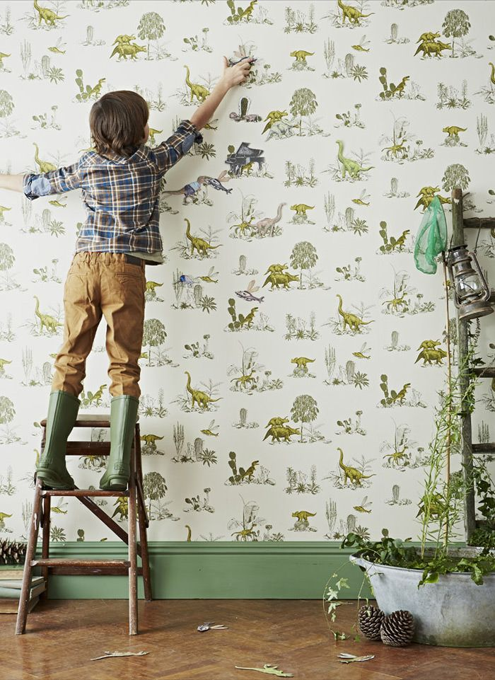 Decorating With Dinosaurs