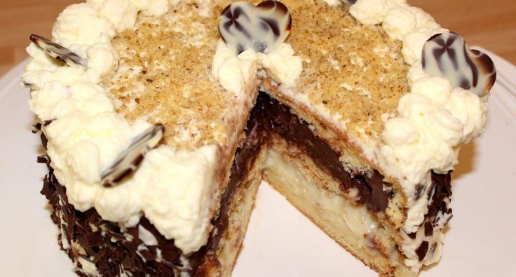 Somlói torta recept | APRÓSÉF.HU - receptek képekkel