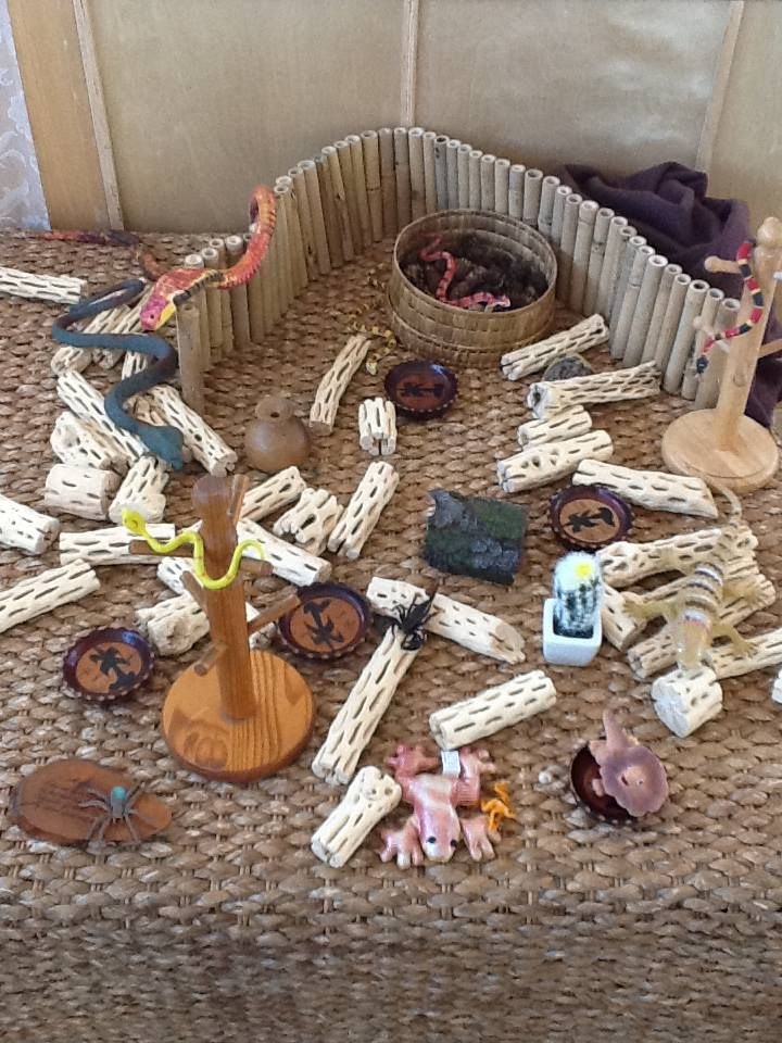 Desert invitation - via Julie Vigor - Early Childhood Educators Forum ≈≈ http://www.pinterest.com/kinderooacademy/provocations-inspiring-classrooms/