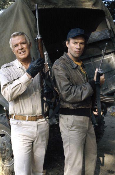 George Peppard as Col John 'Hannibal' Smith Dwight Schultz as Capt HM 'Howling Mad' Murdock