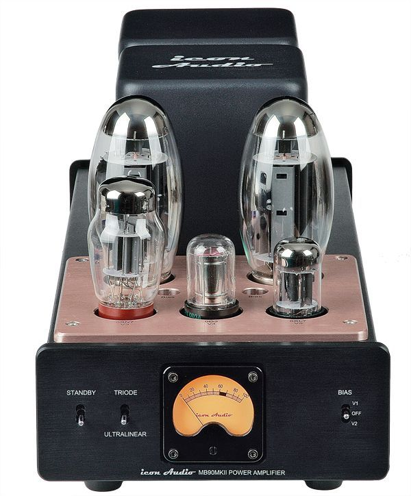 High end audio audiophile Icon Audio MB90 MkIIm-150 (£2900 pair) - Pre/power amplifiers