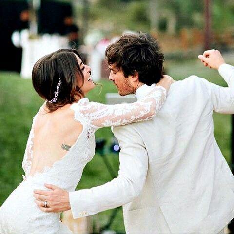 Nikki Reed & Ian Somerhalder's wedding                                                                                                                                                     More