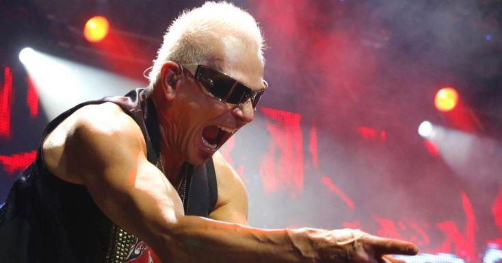 """Rudolf Schenker """"Final Sting Tour 2012""""  Belo Horizonte, Brazil (11/9/12)"""