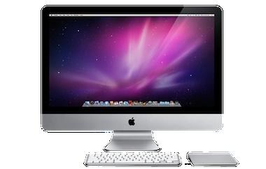Wow what a big iMac