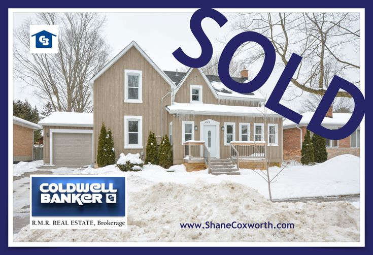 Congratulations to my Clients and Friends on the sale of their property. 227 Maple Street was a long run but perseverance and hard work has found a great new family to make this Beautiful House and Uxbridge Home! www.shanecoxworth.com